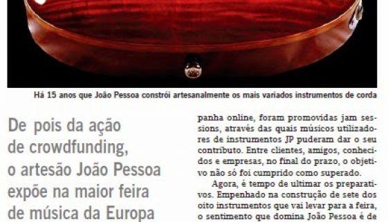Artigo_Guitarras JP rumo a Frankfurt_Dica da Semana_5.03.2015