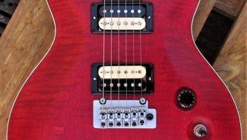 JP G&M Double Cut Guitar