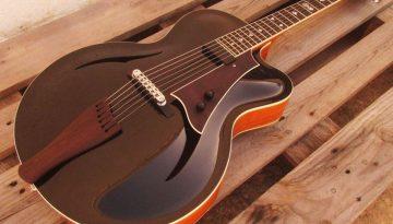 JP Archtop Guitar JR Joker
