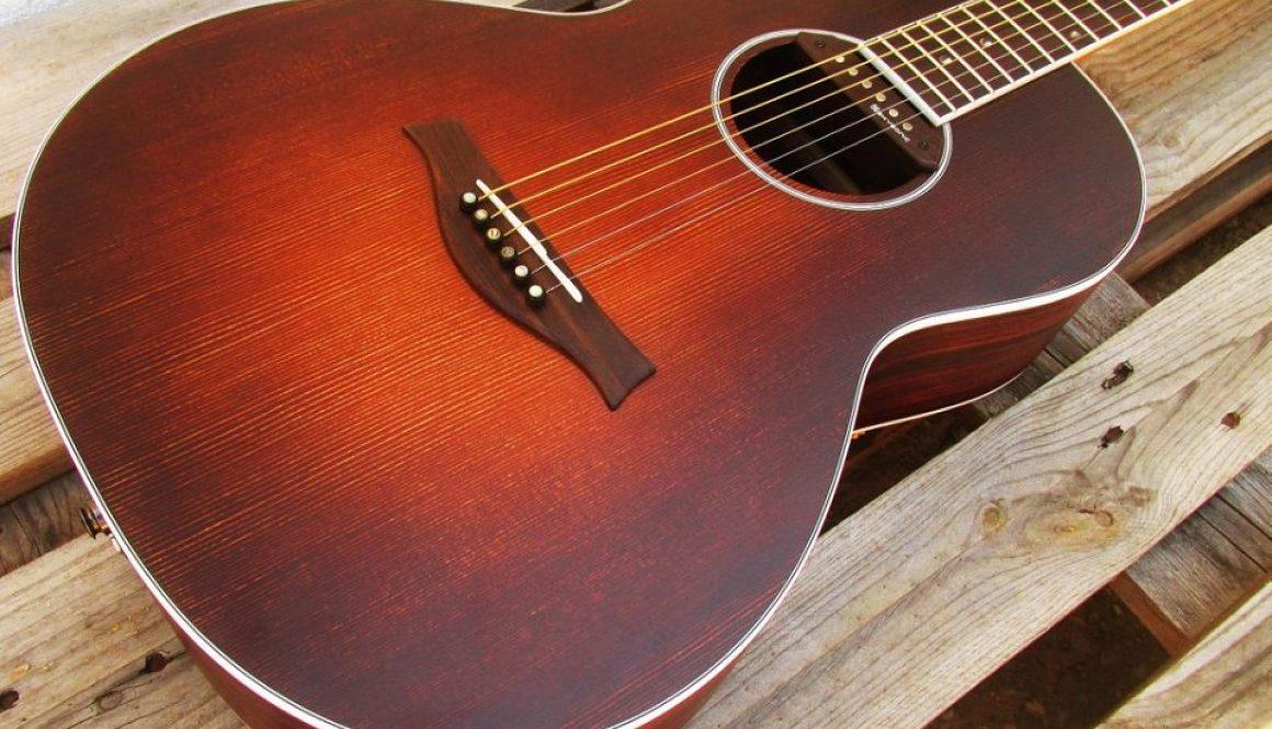 JP Parlor Guitar